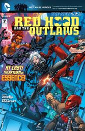 Red Hood and the Outlaws (2011-) #7