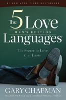 The 5 Love Languages Men s Edition PDF