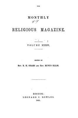 The Monthly Religious Magazine PDF