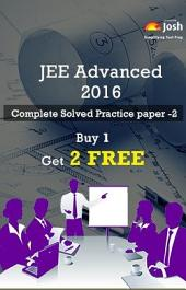 JEE Advanced Solved Practice Paper Set -VII eBook: by Jagran Josh