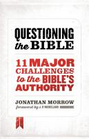 Questioning the Bible PDF
