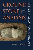 Ground Stone Analysis PDF