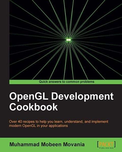 Download OpenGL Development Cookbook Book