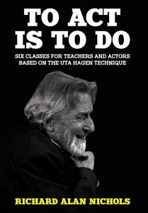 To Act Is To Do Book