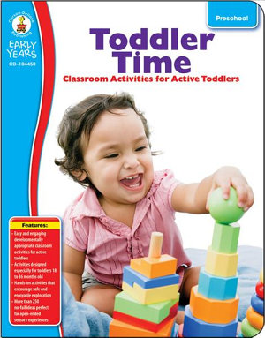 Toddler Time  Grade Preschool PDF