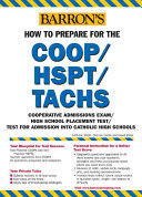 How to Prepare for the COOP HSPT TACHS
