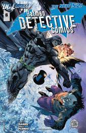 Detective Comics (2011- ) #6