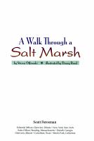 A Walk Through a Salt Marsh PDF