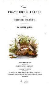 The feathered tribes of the British islands: Volume 2