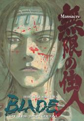 Blade of the Immortal Volume 24: Massacre: Volume 24