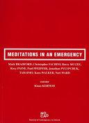 Meditations in an Emergency PDF