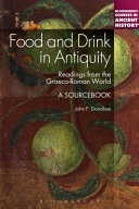 Food and Drink in Antiquity PDF