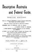 Descriptive Australia and Federal Guide