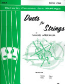 Duets for Strings PDF