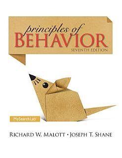 Principles of Behavior Book