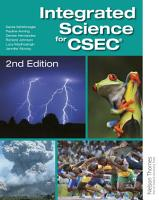 Integrated Science for CSEC   PDF