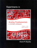 Lab Manual for Analog Fundamentals PDF