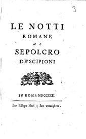 Le notti romane al sepolcro de' Scipioni