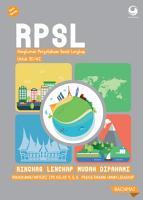 RPSL  Rangkuman Pengetahuan Sosial Lengkap  Edisi Revisi PDF