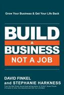 Build a Business  Not a Job