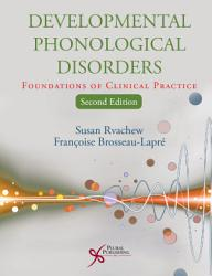 Developmental Phonological Disorders Book PDF