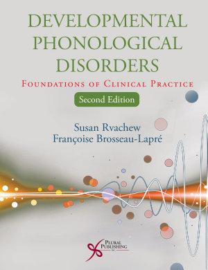 Developmental Phonological Disorders PDF