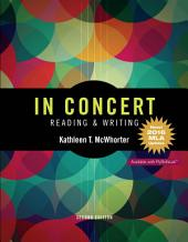In Concert: An Integrated Approach to Reading and Writing, Edition 2