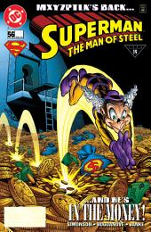 Superman: The Man of Steel (1991-) #56