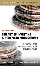 The Art Of Investing And Portfolio Management Book PDF
