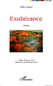 Exubérance: Poèmes (version noir et blanc)