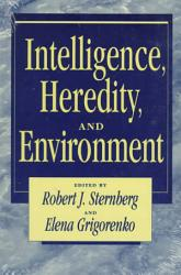 Intelligence Heredity And Environment Book PDF