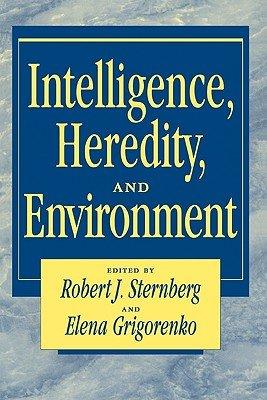 Intelligence  Heredity and Environment PDF