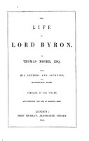 The Life of Lord Byron PDF