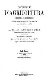 Giornale di agricoltura, industria e commercio del regno d'Italia: Volumi 35-36