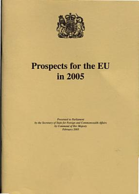 Prospects for the EU in 2005 PDF