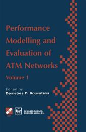 Performance Modelling and Evaluation of ATM Networks