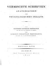 Vermischte Schriften anatomischen und physiologischen Inhalts: Band 2