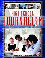 High School Journalism PDF