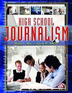 High School Journalism Book