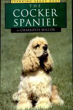The Cocker Spaniel