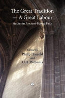 The Great Tradition   a Great Labour PDF