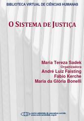 O sistema de justiça