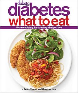 Diabetic Living Diabetes What to Eat Book