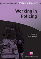 Working in Policing PDF
