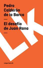 El desafío de Juan Rana