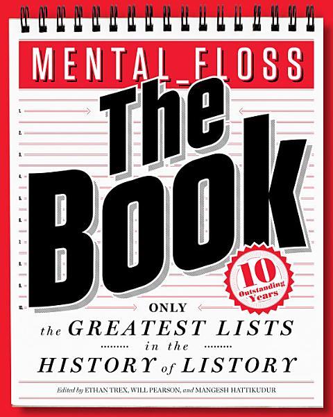 Download mental floss  The Book Book