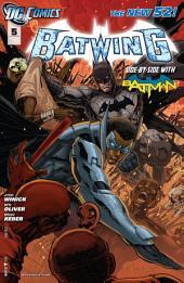 Batwing (2011-) #5