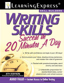 Writing Skills Success in 20 Minutes a Day PDF