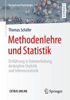 Methodenlehre und Statistik PDF