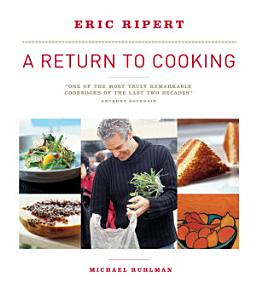A Return to Cooking Book